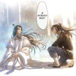 Мини-маньхуа «Учитель, я люблю вас!» К главе 144