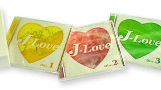 J-POPコンピレーション「J-LOVE」