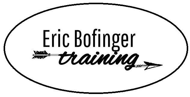Eric Bofinger Training