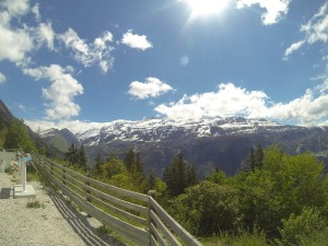 Les sommets Col du Collet