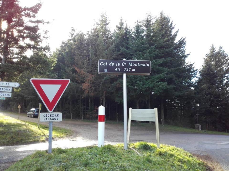 Col de la Croix Montmain
