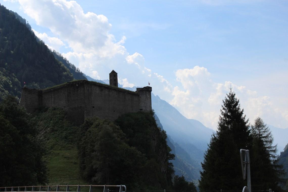 Del Castello de Mesocco