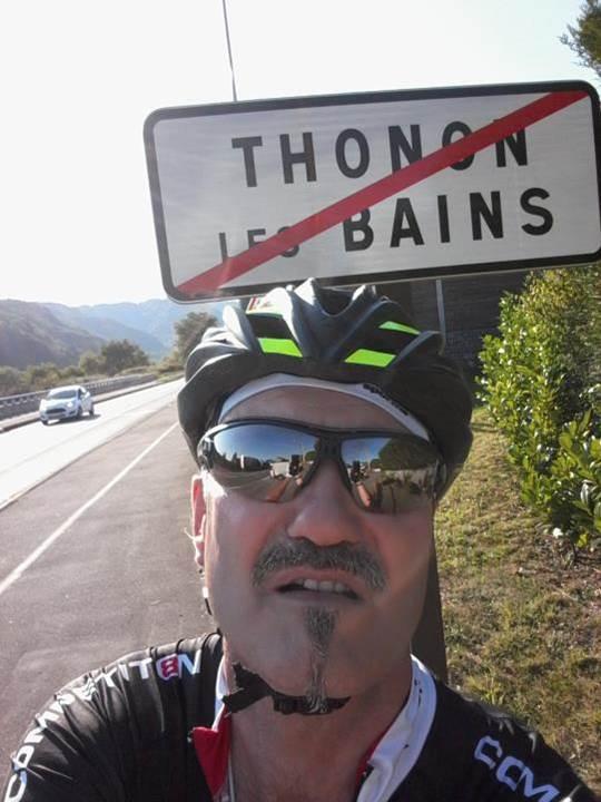 Sortie de Thonon-les-Bains