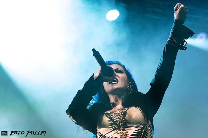 Hellfest 2015 Arch Enemy