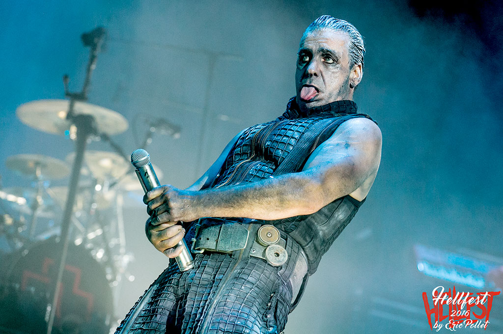 Rammstein - Hellfest 2016 - © Eric Pollet