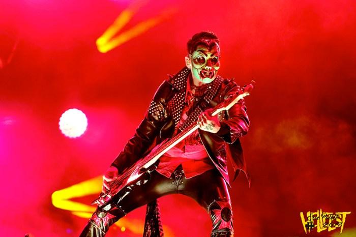 Hellfest 2017 Rob Zombie