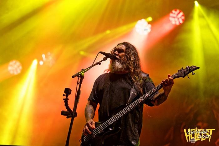 Hellfest 2017 : Slayer