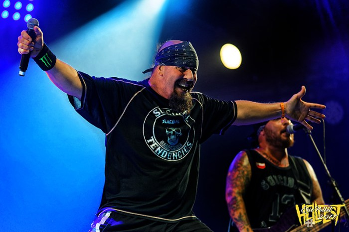 Hellfest 2017 : Suicidal Tendencies