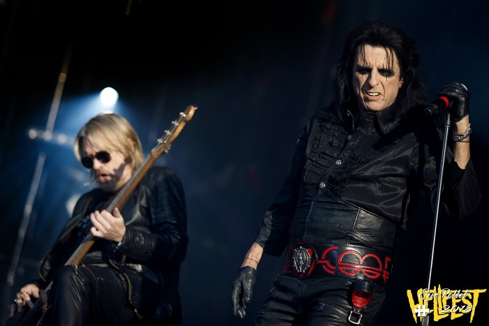 Hellfest 2018 : Hollywood Vampires – Alice Cooper – © Eric Pollet