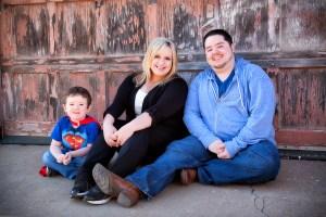 Binnion family picture