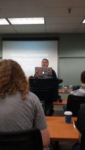 Present Improving Development Workflow with Grunt