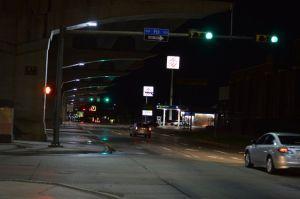 Central E Freeway in Wichita Falls, Tx