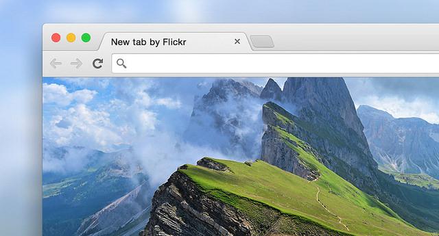 Flickr Chrome Extension