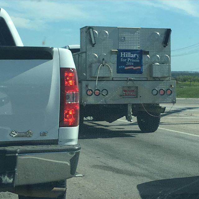 This screams Texas ?