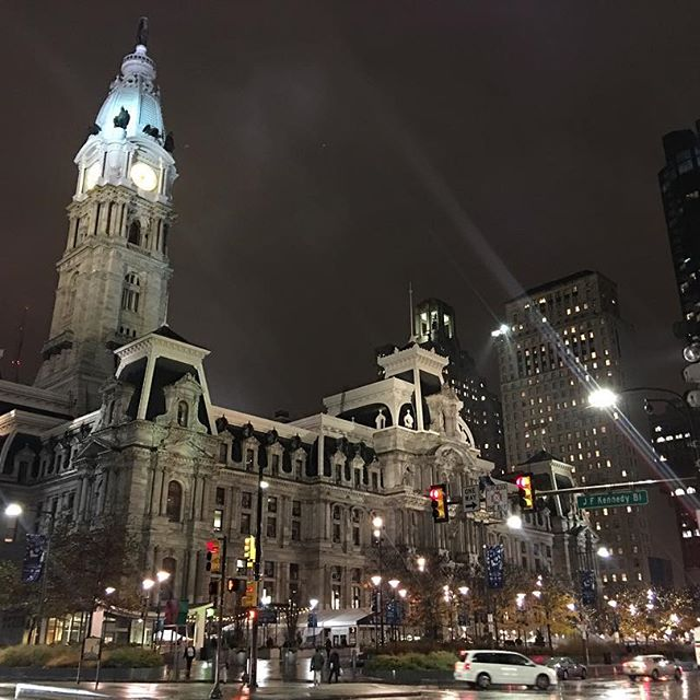 City hall in Philly #travelmattic