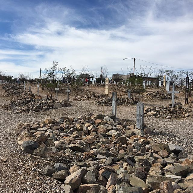 Visited Boothill Graveyard in Tombstone today.