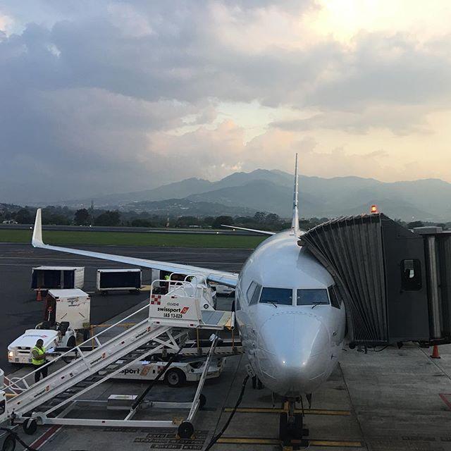 Hello Costa Rica!