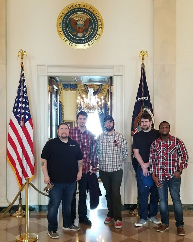 Most of Catalyst at the White House