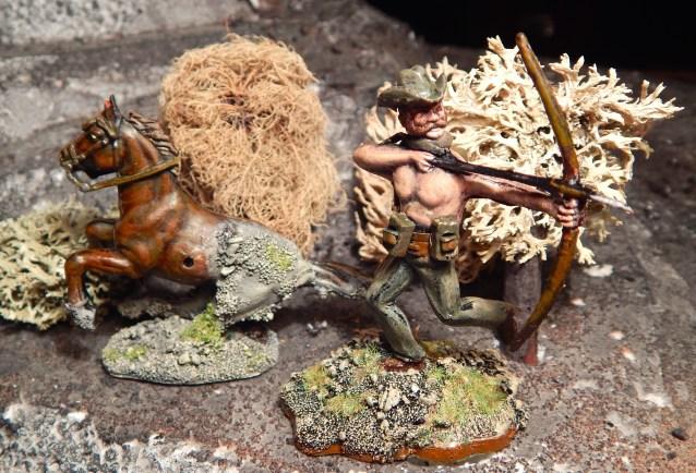bowman diorama