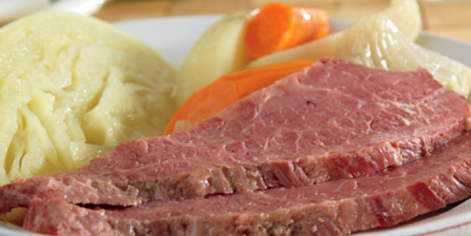 Mealtime Mondays: Corned Beef and Cabbage #Food #Recipes #St.Patricks