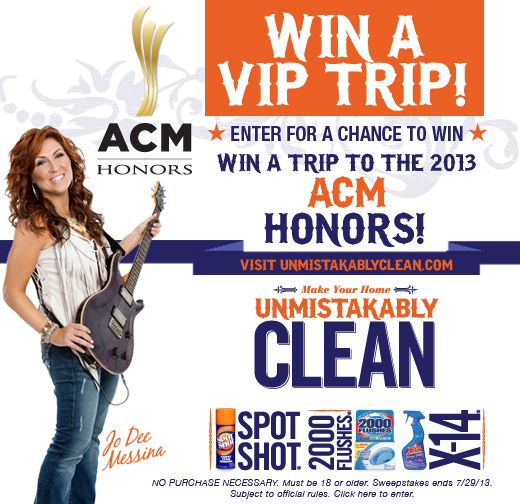 ACM Honors Sweepstakes