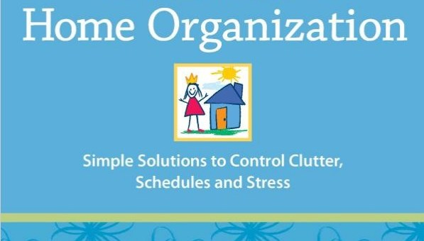 Create Some Space to Spare with A Mom's Guide to Home Organization