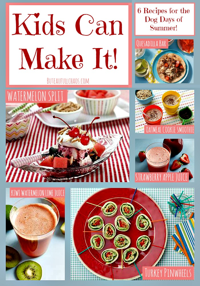 recipes kids can make