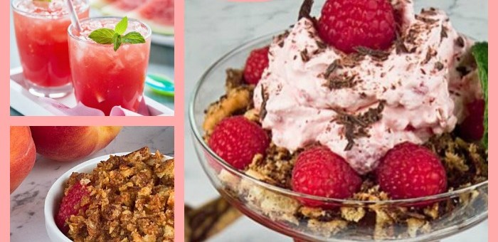 Five Quick and Easy Summertime Desserts #Recipes