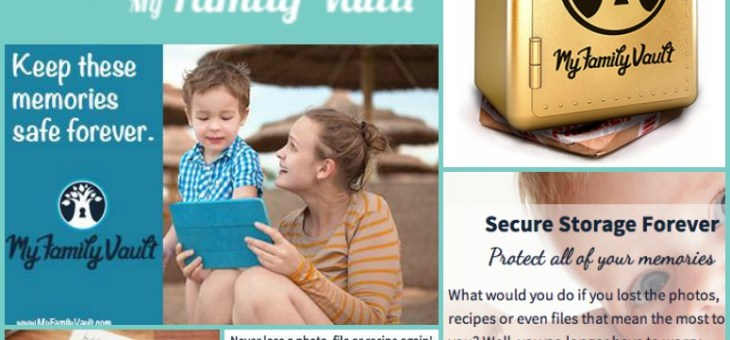 Protect Your Memories with My Family Vault – A Permanent Online Storage Solution