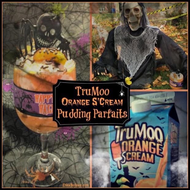 trumoo orange scream pudding parfaits