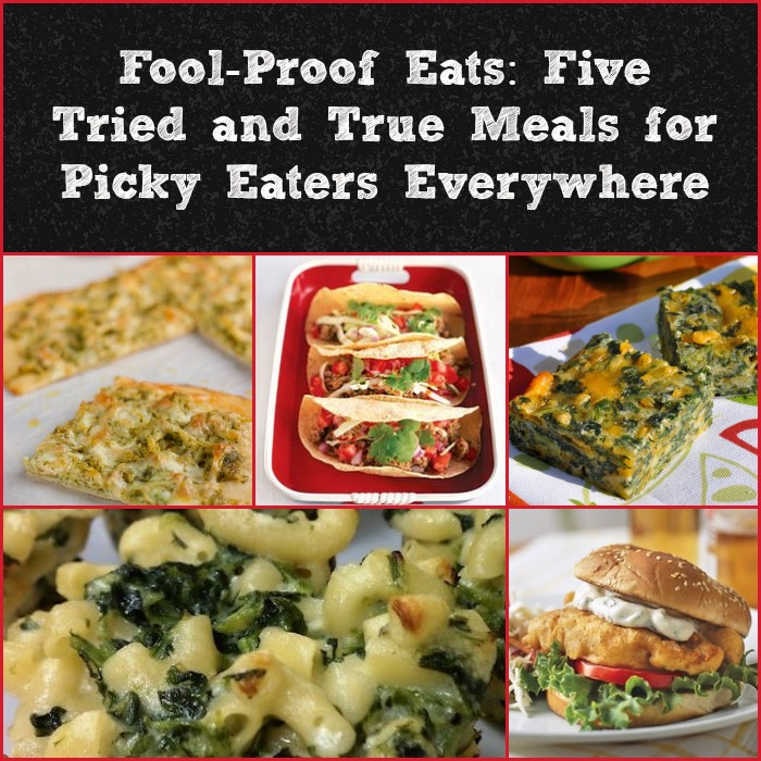 meals for picky eaters