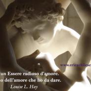 Per ricevere più amore ama di più – #affermazionipositive
