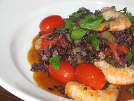 rice-and-shrimp