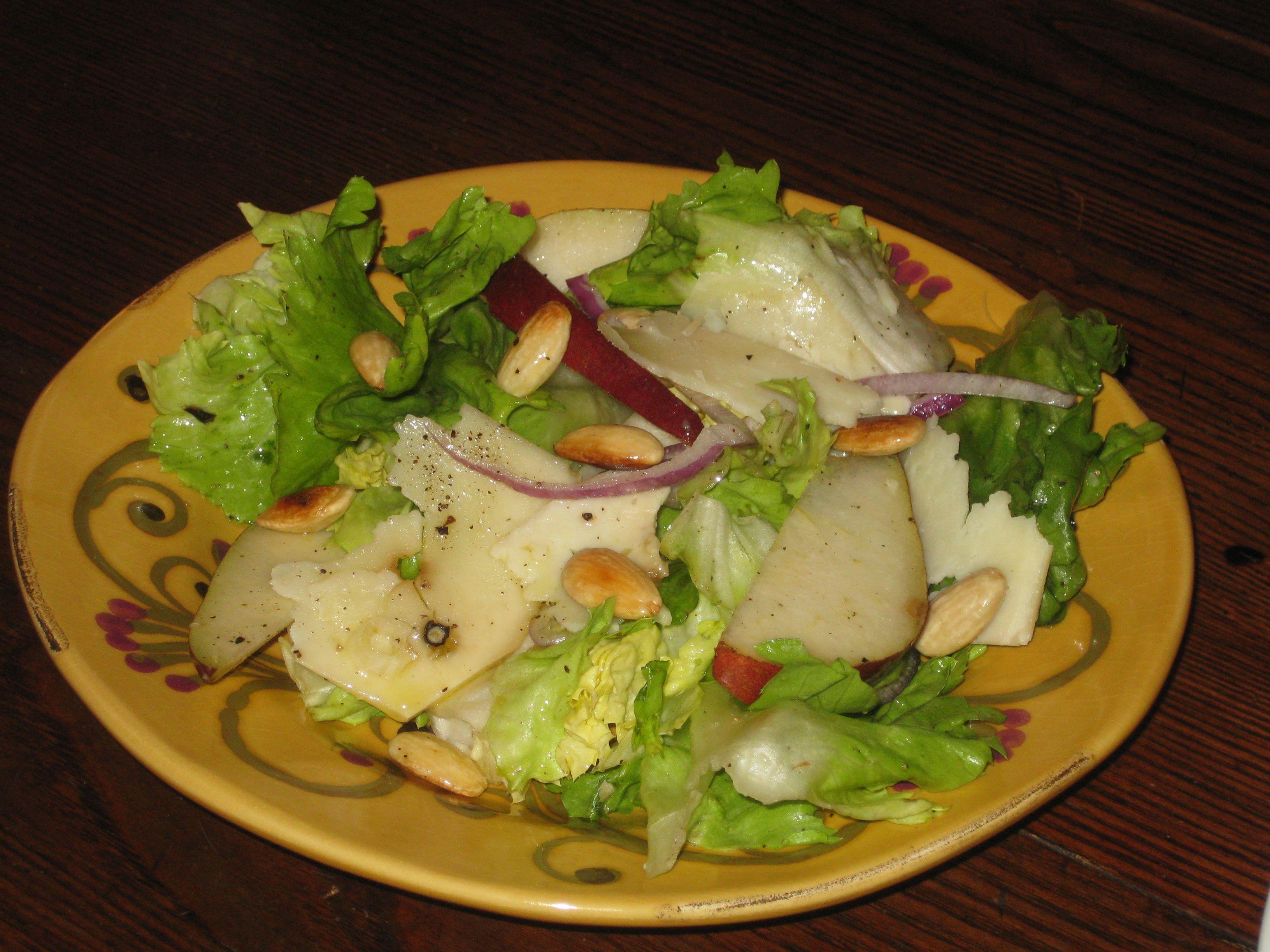 salad-pears