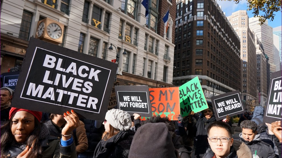 Why I didn't go to church Today – Black Lives Matter