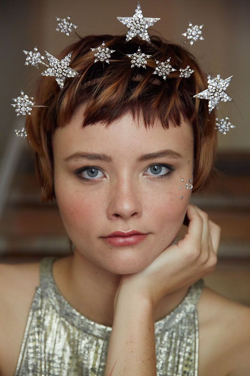 Cosmic Beauty star crown