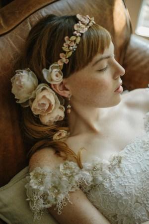 Cherish me wedding crown