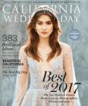 California Wedding Day Summer 2017 issue