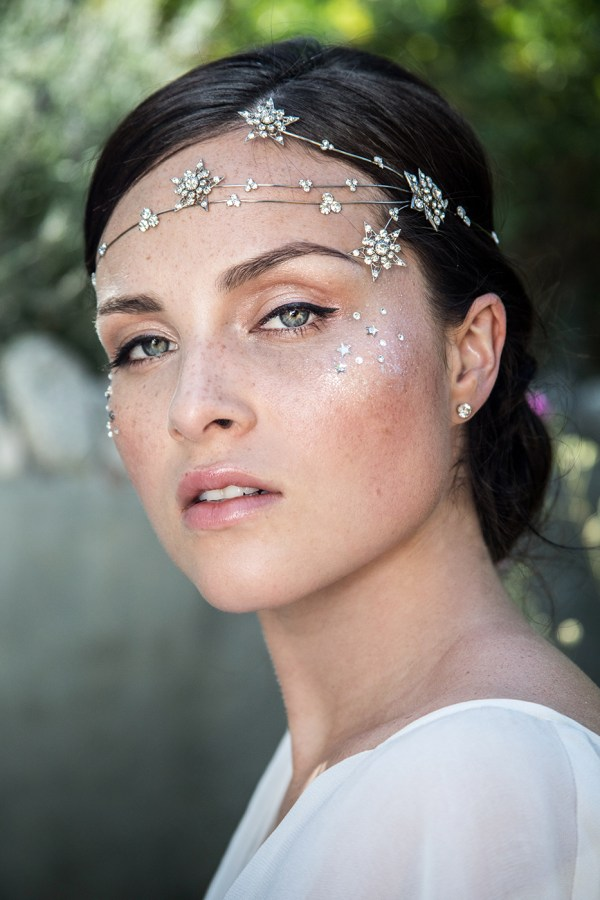 SHINE ON CELESTIAL BRIDAL HEADPIECE NO. 2287
