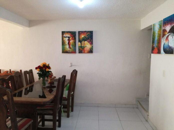 Picture of our house we rent in San Cristobal de las Casas, Chiapas, Mexico.