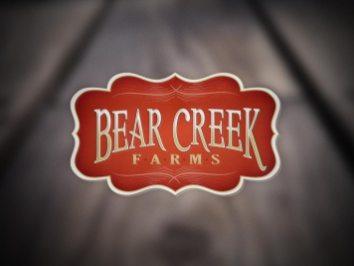 Logo Design | Bear Creek Farms