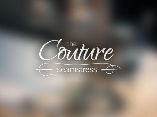 Logo Design | Couture Seamstress