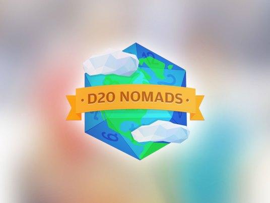 Logo Design   D20 Nomads