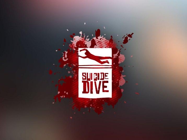 Logo Design | Suicide Dive