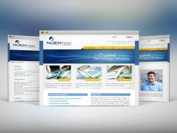 Web Design & Dev, Joomla | Nijem Tech - nijemtech.com