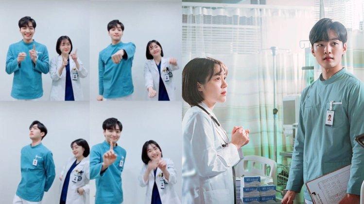 蘇珠妍 金旻載 浪漫醫生金師傅2