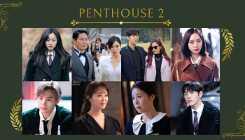 《Penthouse2》一年後16人物關係全洗牌|吳允熙聯手羅根李復仇,全新狗血故事線展開!