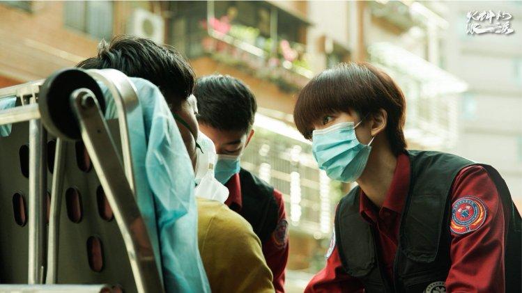 《火神的眼淚》 溫昇豪、陳庭妮、林柏宏、劉冠廷