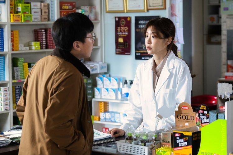 韓國電影《怪奇大廈》:盛駿、金洪波、朴素珍、金寶羅
