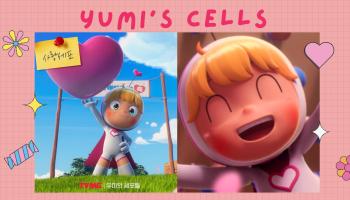 【細胞大全】《柔美的細胞小將》19個細胞名冊介紹:細胞特質造型+超狂細胞世界觀一覽